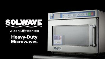 Solwave Ameri-Series Heavy-Duty Microwaves