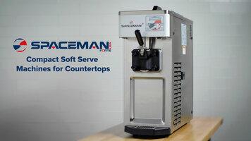 Spaceman Countertop Soft Serve Machines