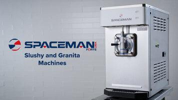 Spaceman Slushy & Granita Machines