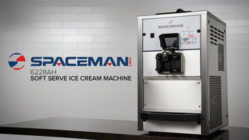 Spaceman 6228AH Soft Serve Ice Cream Machine