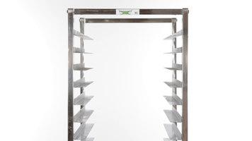 Regency Stainless Steel Bun Pan Rack