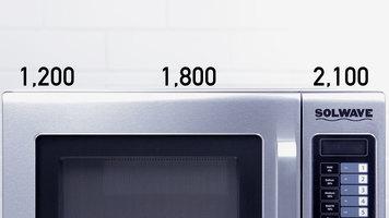 Solwave Stackable Microwave