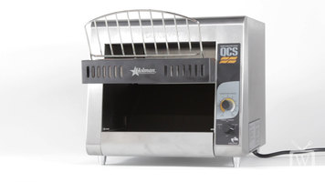 Star QCS1 Conveyor Toaster
