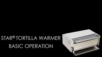Star Tortilla Warmer