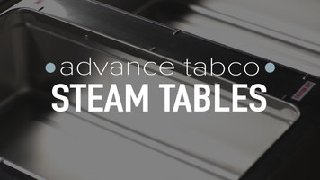 Advance Tabco Steam Tables