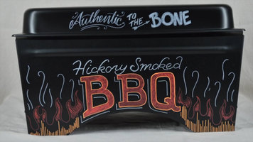 Sterno Products Chalkboard Chafer - BBQ Theme