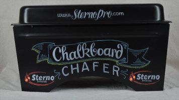 Sterno Chalkboard Chafer