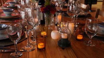 Sterno Products Flameless Banquet Candles