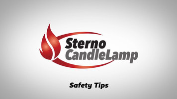 Chafer Fuel Safety Tips from Sterno Products