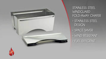 Sterno Products Wind Guard Technology