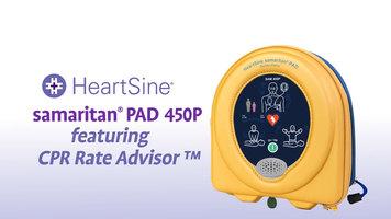 HeartSine SAM 450P Set Up and Use Video