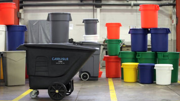 Carlisle Bronco Waste Containers