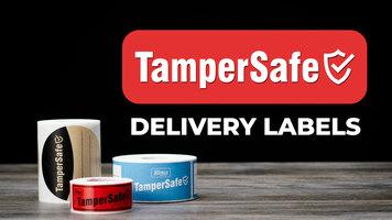 TamperSafe Delivery Labels