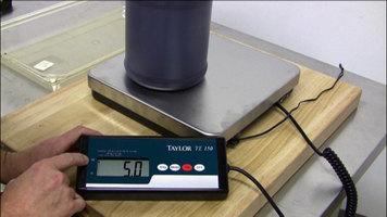 Taylor TE150 Digital Receiving Scale