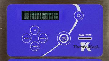 Thermo-Kool Blast Chiller: UV Cycle
