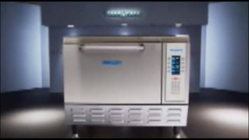 Turbochef Tornado: Setting Up Your Oven