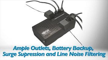 Tripp Lite AVR550U System