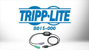 Tripp Lite B015-0000 USB to PS 2 Adapter