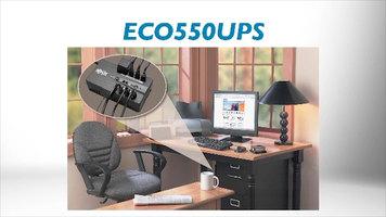 Tripp Lite ECO550UPS