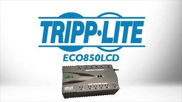 Tripp Lite ECO850LCD