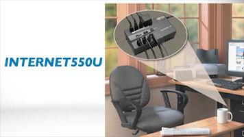Tripp Lite Internet Office UPS 550VA