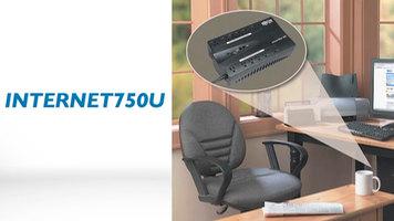 Tripp Lite Internet Office UPS 750VA