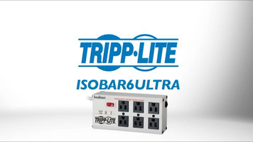 Tripp Lite Isobar 6 Ultra Outlet Surge Protector