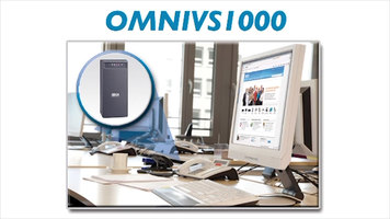 Tripp Lite OmniVS UPS 1000VA
