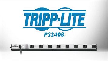 Tripp Lite PS2408 Power Strip