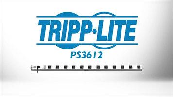 Tripp Lite PS3612 Power Strip