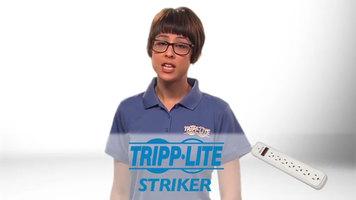 Tripp Lite Striker 7-Outlet Surge Protector