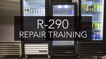 True R-290 Refrigerant Service Training