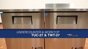 True TUC27/TWT27