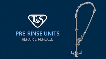 T&S Brass Pre-Rinse Units: Repairs and Replacements
