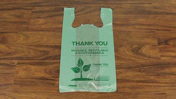 Green Herc T-Shirt Bags