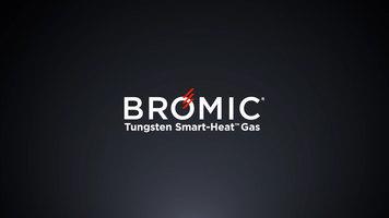 Bromic: Tungsten Smart-Heat Gas