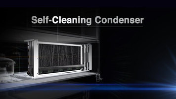 Turbo Air Self Cleaning Condenser Overview