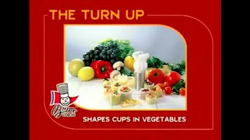 Bron Coucke Turn'up Vegetable Cutter