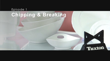 Tuxton China: Chipping and Breaking