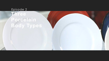 Tuxton China: Porcelain Types