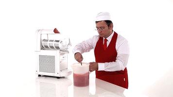 Cecilware Soft Serve Machine Preparation