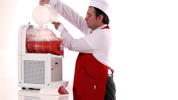Cecilware Soft Serve Machine Cleaning