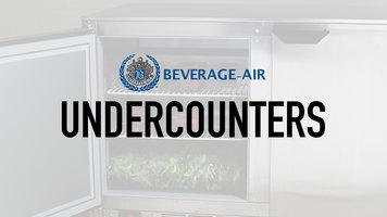 Beverage Air Undercounters