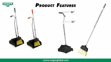 Unger Telescopic Ergo Dust Pan