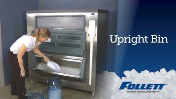 Follett Upright Ice Bins