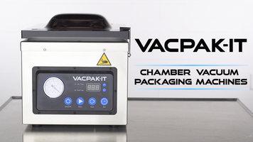 VacPak-It Chamber Vacuum Packaging Machines