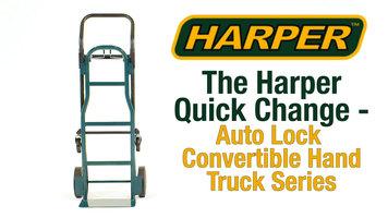 Harper Hand Trucks Quick Changing Instructions