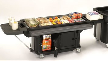 Cambro Versa Ultra Work Table