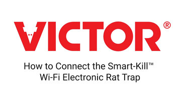 How to Connect the Smart-Kill Wi-Fi Electronic Rat Trap