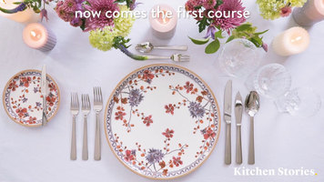 Villeroy & Boch: Formal Plate Setting